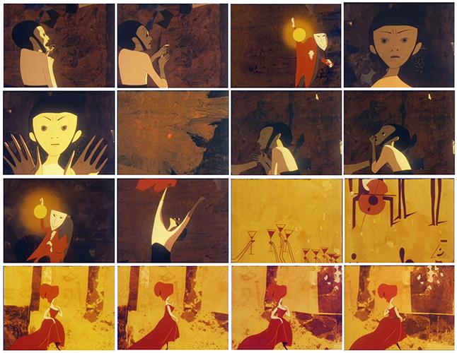 la-peau-de-chagrin-animaotion 1960