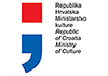 Logo Ministarstvo za web